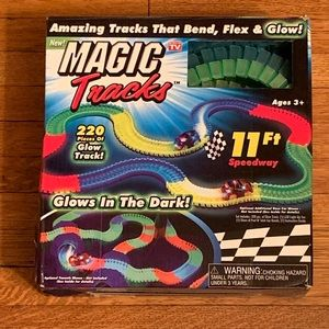 As Seen on TV Magic Tracks Toy